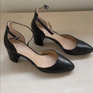 Franco Sarto Shoes - Franco Sarto wedge block heel pumps